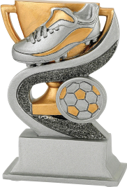 Futball szobor 178