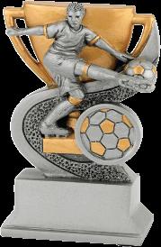 Futball szobor 179