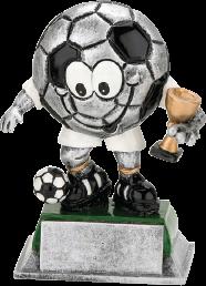 Futball szobor 187