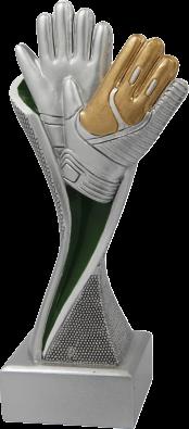 Futball kapus szobor 200
