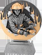 Tűzoltó szobor 163